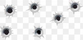 Bullet Shot Hole Image - Bullet Clip Art PNG