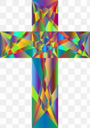 Christian Cross - Christian Cross Crucifix Clip Art PNG