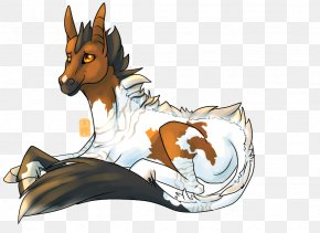 Dog - Dog Horse Tail Legendary Creature PNG