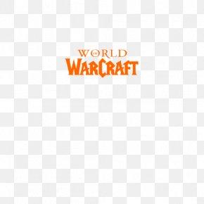 World Of Warcraft Logo - Logo Font Brand Line Product PNG