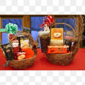 Christmas - Mishloach Manot Christmas Gift Holiday Basket PNG