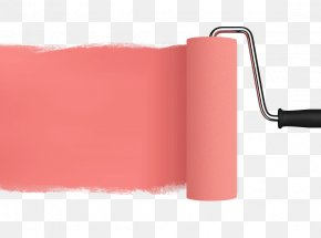 Painting - Paint Rollers Paper Painting Wall Painter PNG