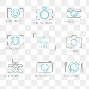 Vector Camera LOGO - Camera Logo PNG
