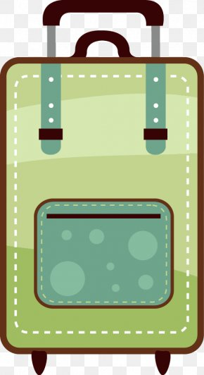Suitcase - Suitcase Baggage Travel Clip Art PNG