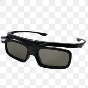 Glasses - Goggles Glasses Cinema Stereoscopy 3D Film PNG