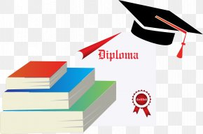 Master Cap Graduation Certificate - Masters Degree Graduation Ceremony Academic Degree Icon PNG