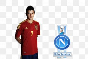 David Villa Picture - Spain National Football Team Rendering PNG