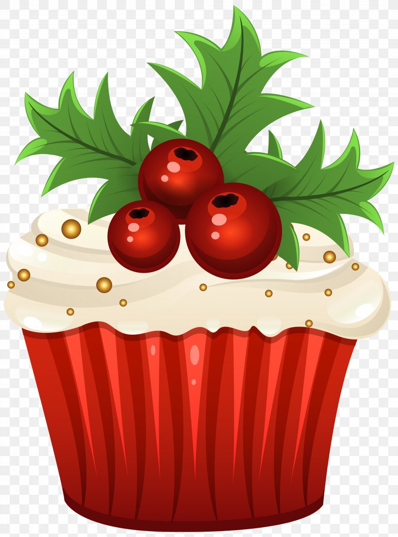 Muffin Cupcake Christmas Cake Clip Art, PNG, 4523x6108px, Muffin, Biscuits, Cake, Candy, Candy Cane Download Free