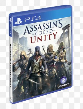 Assassins Creed Unity - Assassin's Creed Unity Assassin's Creed IV: Black Flag Assassin's Creed Syndicate Assassin's Creed II PlayStation 4 PNG