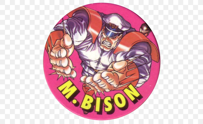 Street Fighter Ii The World Warrior M Bison Ryu Character