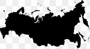 Russia File - Russia Map Euclidean Vector Clip Art PNG