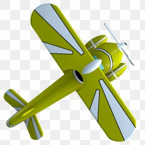 Toy Plane - Wavefront .obj File 3D Computer Graphics Autodesk 3ds Max Material Template Library FBX PNG
