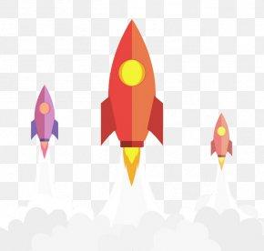 Red Rocket - Web Browser PNG