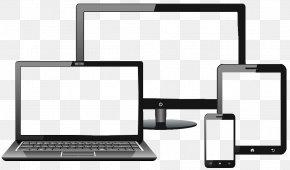 Laptop - Laptop Responsive Web Design Tablet Computers Smartphone Handheld Devices PNG