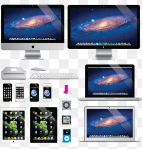 Apple Mobile Phone Computer Products - Macintosh Apple IPad IMac PNG