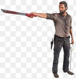 Dead - Rick Grimes Michonne Carl Grimes Daryl Dixon Action & Toy Figures PNG