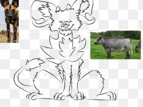 Samuel L Jackson - Cattle Ox Drawing Line Art PNG