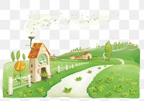 Cottage Ranch Free Downloads - Drawing Stock Illustration Royalty-free Clip Art PNG