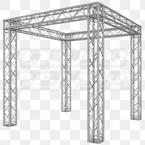 Stage Light - Truss Structure Steel Construction Beam PNG