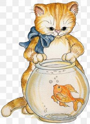 Cat - Cat Drawing Kitten Illustration PNG