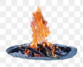 Campfire - Flame Clip Art PNG
