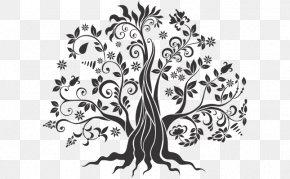 Tree Of Life - Wall Decal Tree Of Life Decorative Arts PNG