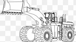 Truck - Caterpillar Inc. John Deere Coloring Book Heavy Machinery Architectural Engineering PNG