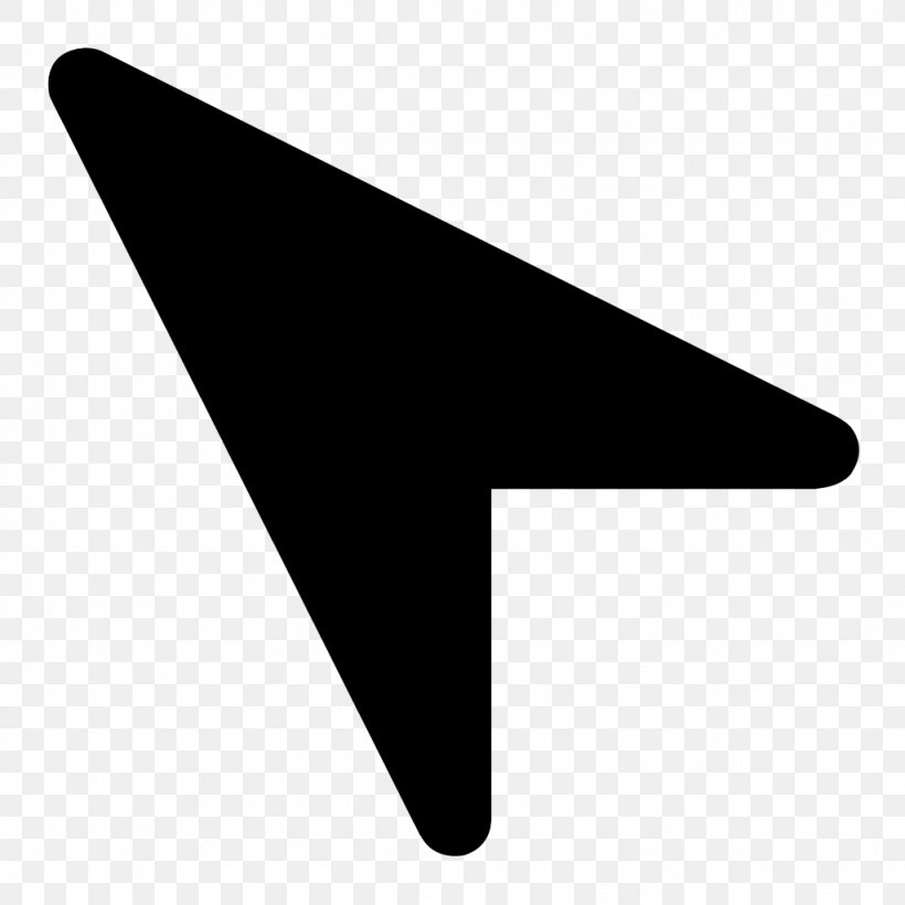Airplane Line Angle Point Black And White, PNG, 1024x1024px, Aircraft, Airplane, Black, Black And White, Monochrome Download Free