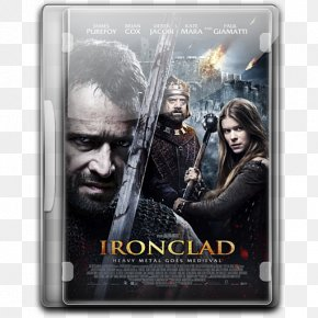 Actor - Ironclad Film Poster Actor Film Director PNG