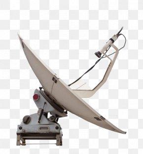 Antenna Signal Receiver - Satellite Dish Stock Photography Antenna PNG