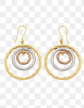 Jewellery - Earring Jewellery Diamond Gold PNG