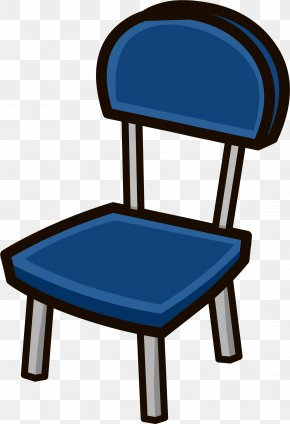 Chair - Club Penguin Igloo Eames Lounge Chair Table PNG