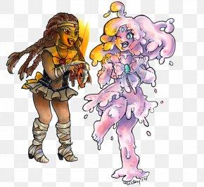 Monster Mash - Homo Sapiens Legendary Creature Costume Design Cartoon PNG
