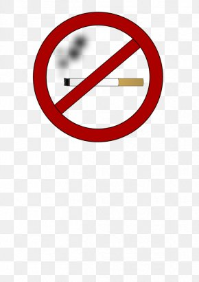 No Smoking Icon - Smoking Ban Tobacco Smoking Clip Art PNG