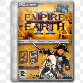 Earth Gold - Empire Earth II: The Art Of Supremacy Empire Earth III Empire Earth: The Art Of Conquest Age Of Empires III PC Game PNG