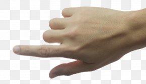 Hand - Thumb Trigger Finger Hand Digit PNG
