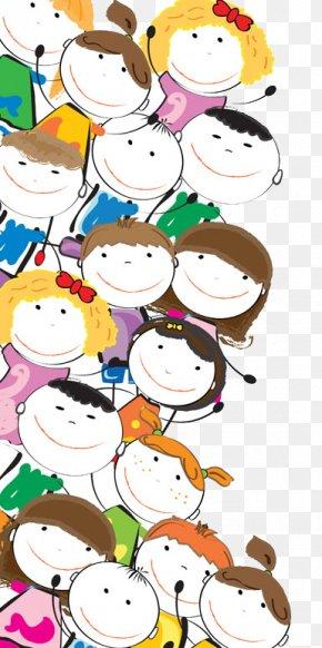Cartoon Kids Image - Calendar Child Stock Illustration Time PNG