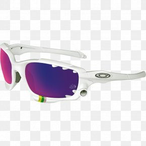 Sunglasses - Goggles Sunglasses Oakley, Inc. Oakley Racing Jacket Tour De France PNG