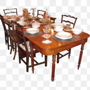 Table - Table Matbord Chair Kitchen Dining Room PNG