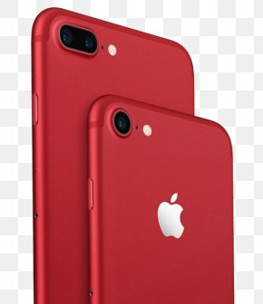 Iphone 7 Red - Apple IPhone 7 Plus Product Red Virgin Mobile USA Telephone PNG