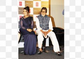 Amitabh Bachchan - Phir Se T-shirt Song Formal Wear Sleeve PNG