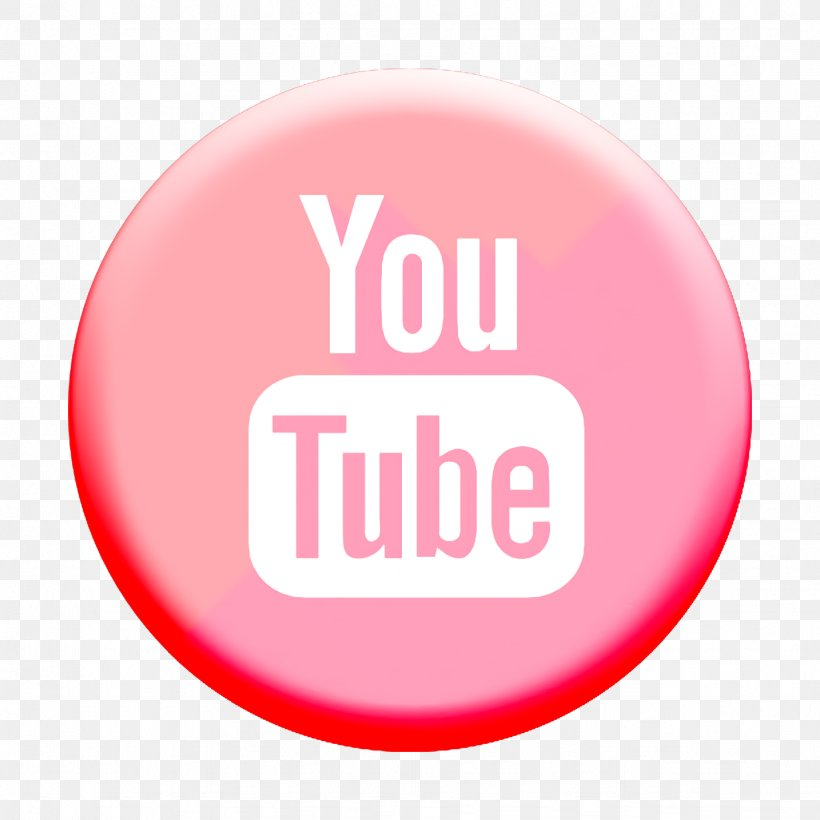 Youtube Icon Social Media Icon Png 1228x1228px Youtube Icon Logo Magenta Material Property Pink Download Free