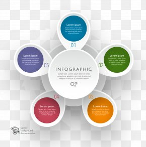 Beautifully Designed Infographics Vector Material - Infographic Chart Information Computer File PNG