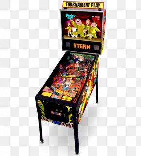 Family Guy Game - The Pinball Arcade Big Buck Hunter Arcade Game Stern Electronics, Inc. PNG
