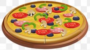 Pizza Clip Art - Pizza Fast Food Clip Art PNG