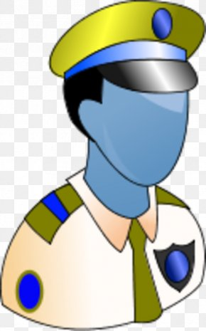 Police Officer Clipart - Police Officer Clip Art PNG