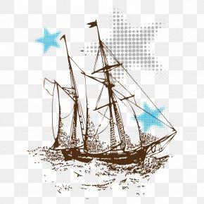 Sailing Printing - Printed T-shirt Sail Printing PNG