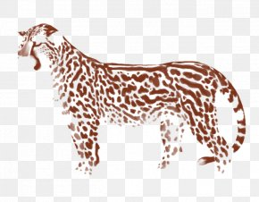 Cheetah - Cat Giraffe Leopard Lion Jaguar PNG