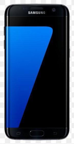 Samsung - Samsung GALAXY S7 Edge Smartphone 4G IPhone PNG