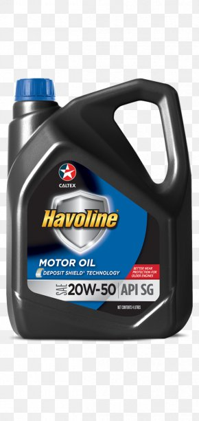 Truck Engine Oil Light - Motor Oil Caltex Havoline Sae 20W-40 Sf Engine Oil 4L PNG